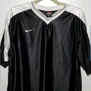Vintage Nike Shirt Black Size XL